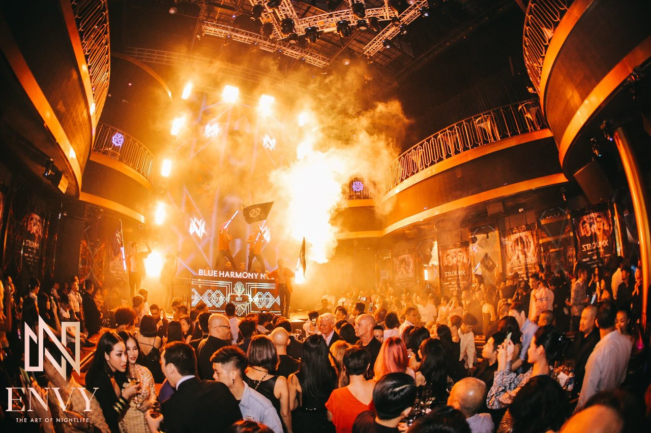 Envy Club-Best Nightlife in Ho Chi Minh City