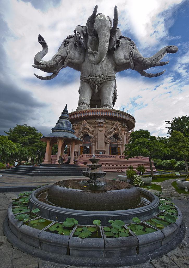 Erawan Museum-Top Place in Bangkok