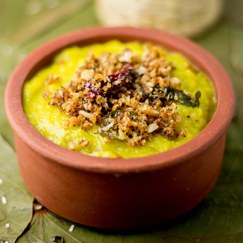 Amazing Foods and Dishes from Kerala-Erissery