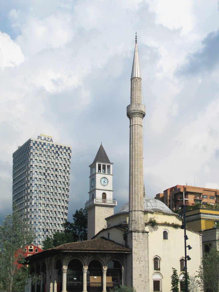 Amazing Place To See At City Of Tirana-Et'hem Bey Mosque