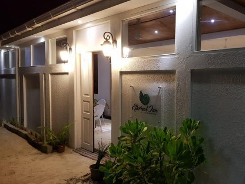 Ethereal Inn Best Budget Hotel in Maldives