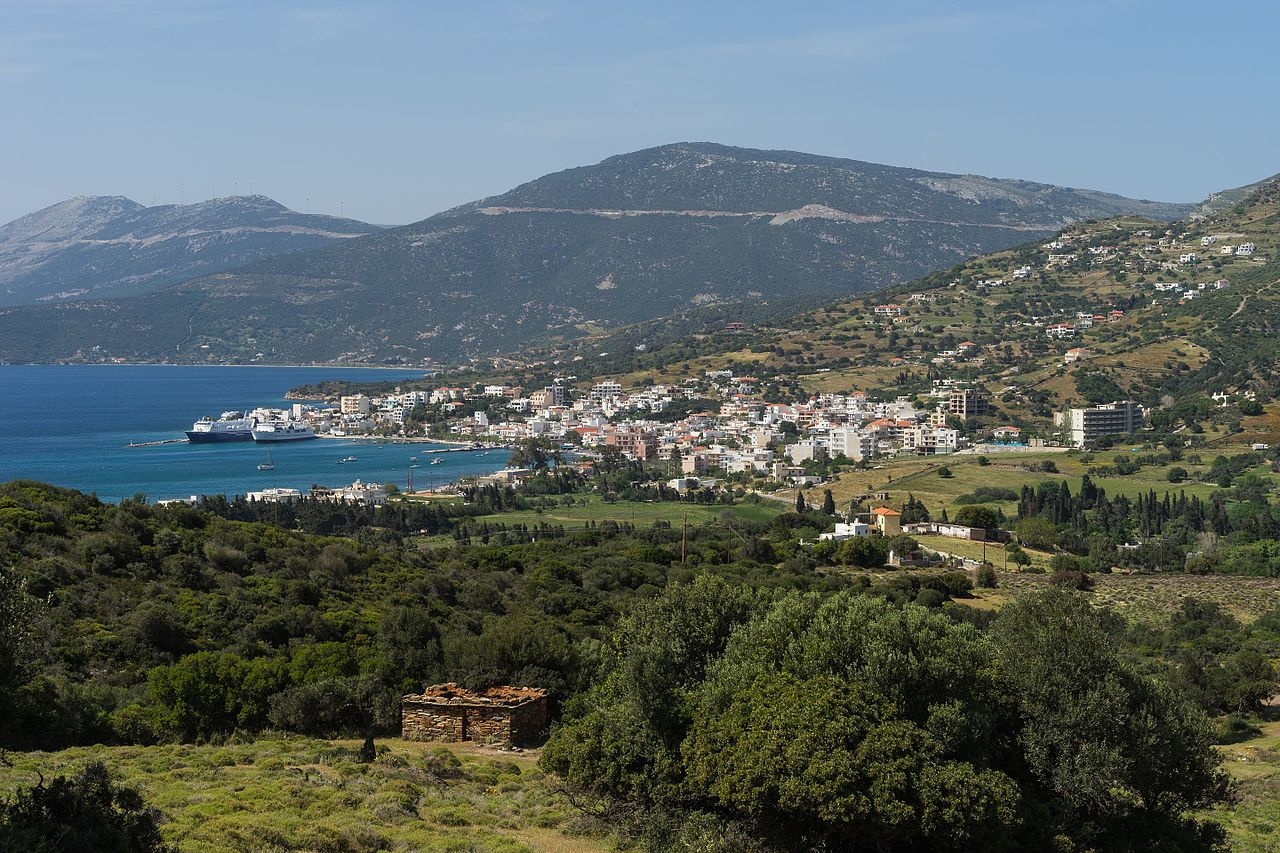 Incredible Place to Visit in Greek Island-Euboea