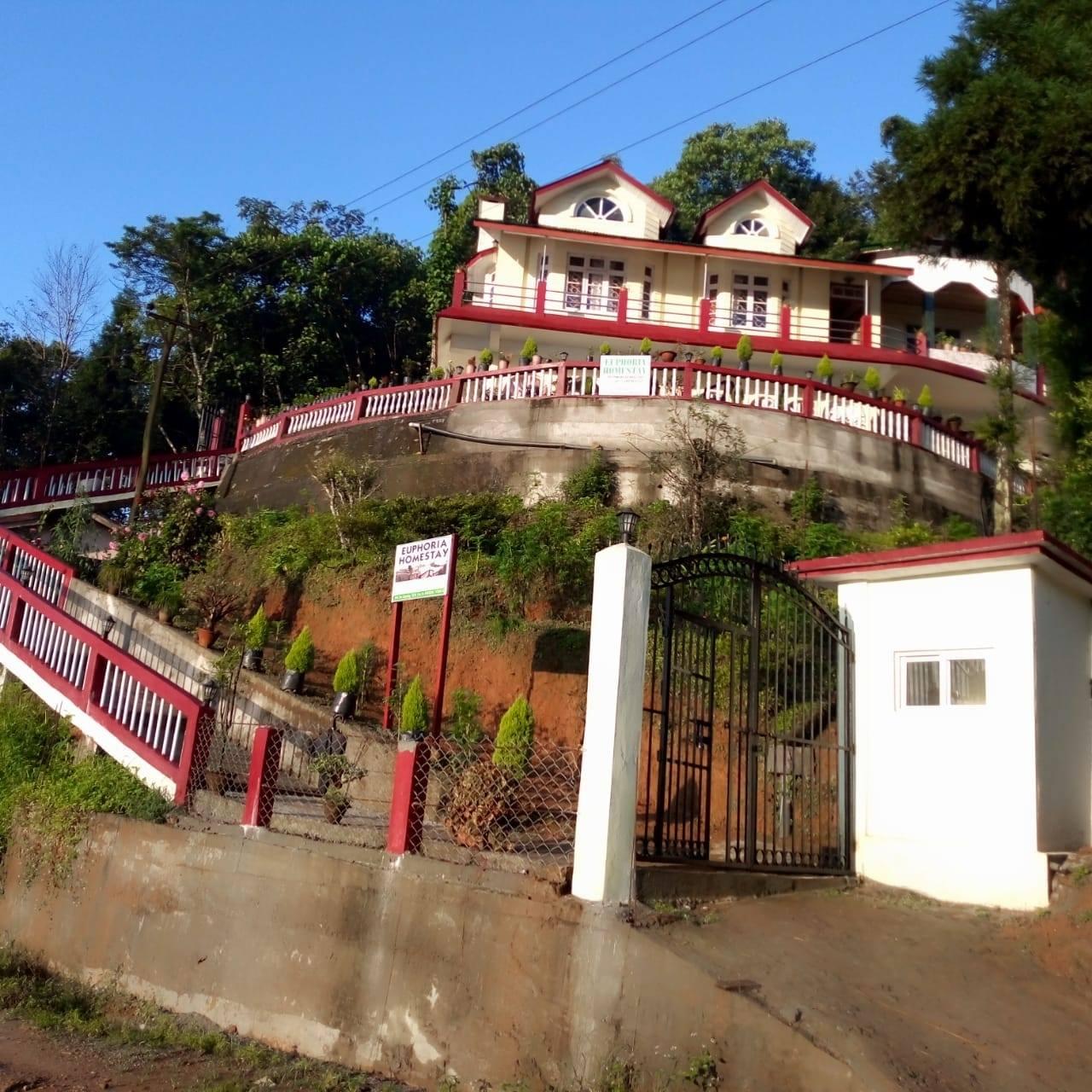 Euphoria Homestay - Best Mid-Range Hotels In Mirik