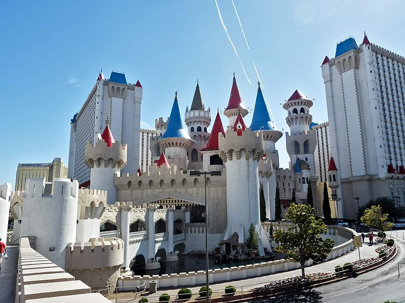 Excalibur Hotel and Casino - Budget Hotels to Stay in Las Vegas