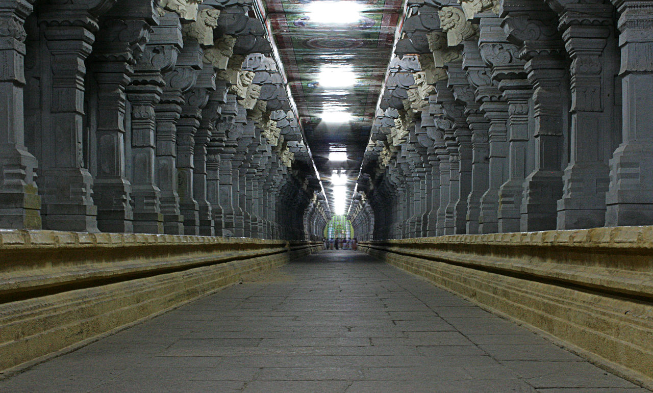 Attraction of Sri Ranganathaswamy Temple-Exceptional Architecture