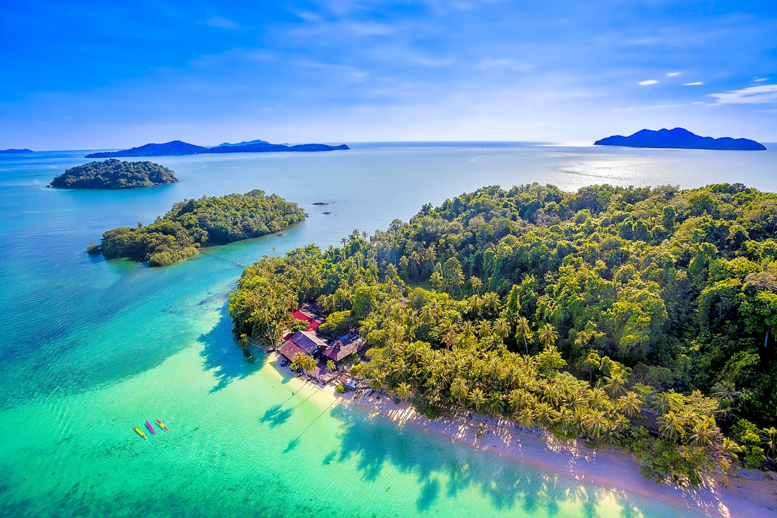 Best Thailand Places to Visit-Experience Wilderness At Mu Ko Chang National Park