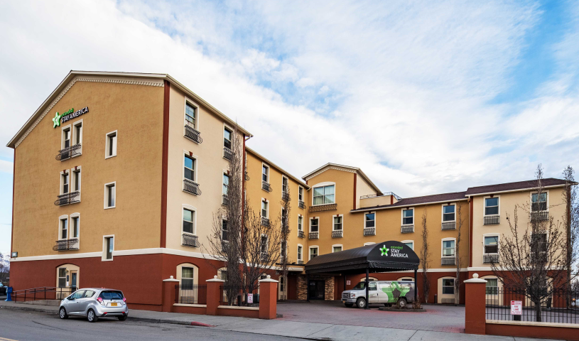 Extended Stay America- Anchorage- Downtown - Best Mid-Range Hotel In Alaska
