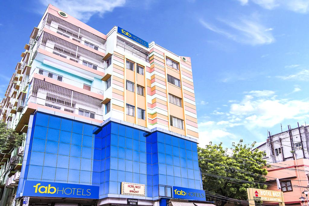 FabHotel Park Street - Budget Hotels In Kolkata