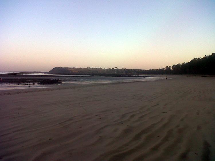 Facilities at Manori Beach
