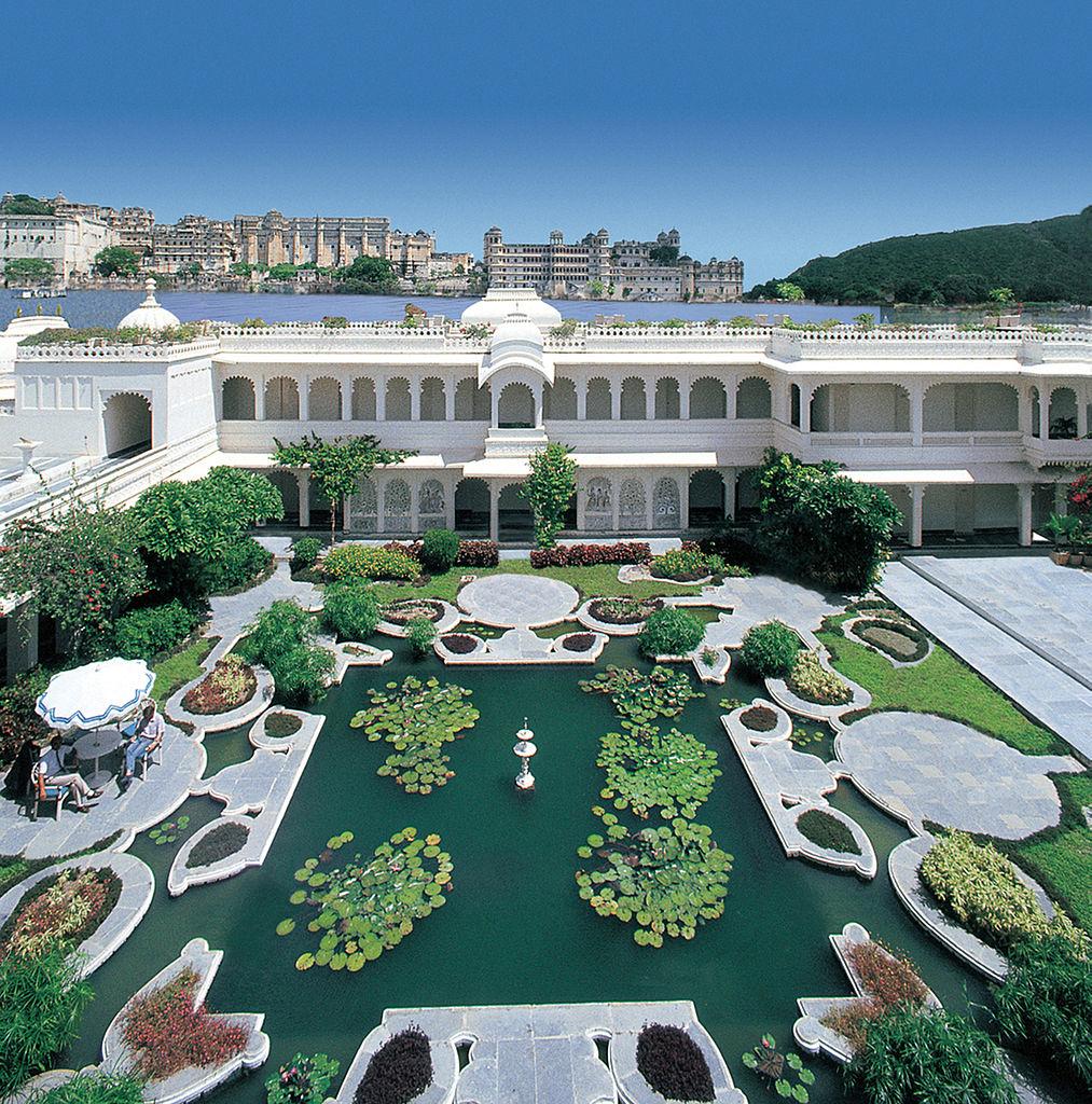 Facilities at the Taj Lake Palace, Udaipur