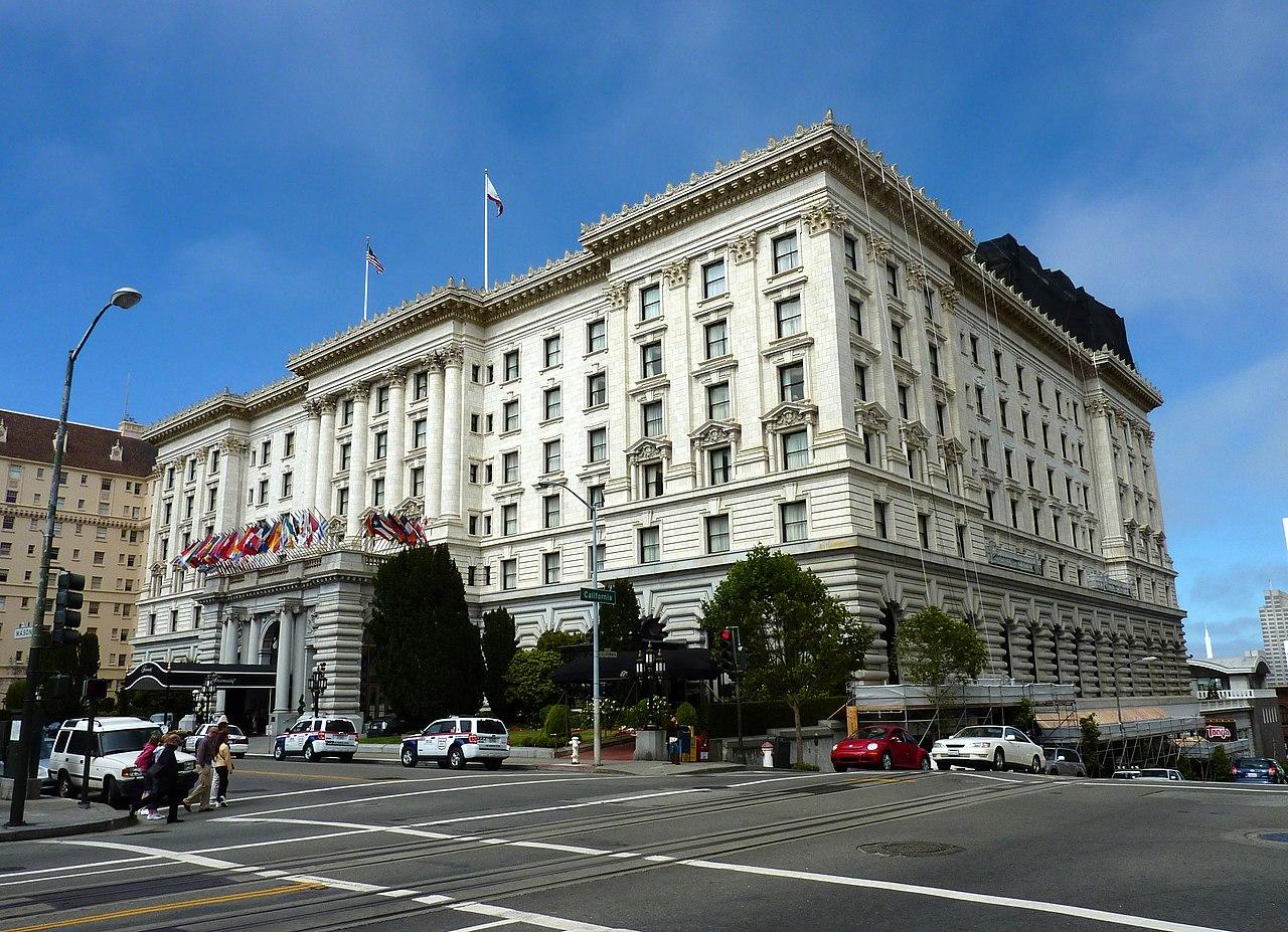 Fairmont San Francisco - Most Attractive Wedding Location in San Francisco City