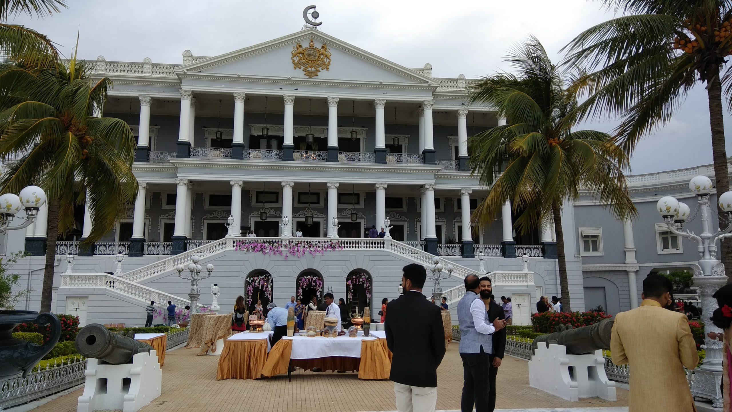 Falaknuma Palace of Hyderabad - Revisit The Grandeur of Nizams and Begums