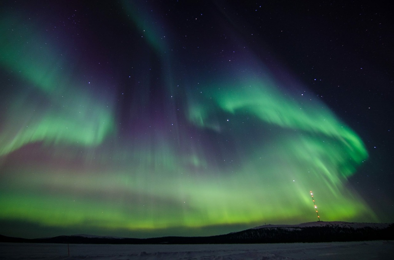 Fall Season Arctic Circle Northern Lights - Alaska Travel Guide For Seeing the Northern Lights in Alaska