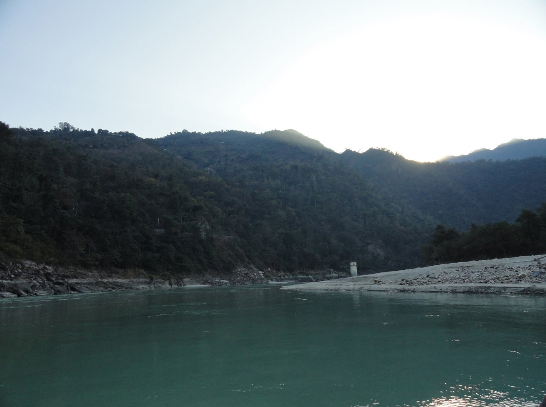 Family Trip to Rishikesh Our Camping