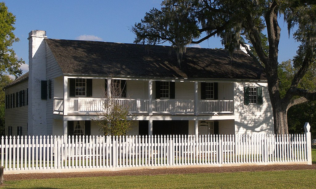 Famous Historical Commission Sites In Texas-Fanthorp Inn State Historic Site