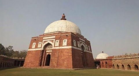 Top Destination For A Day Out In Faridabad-Farid Khan's Tomb