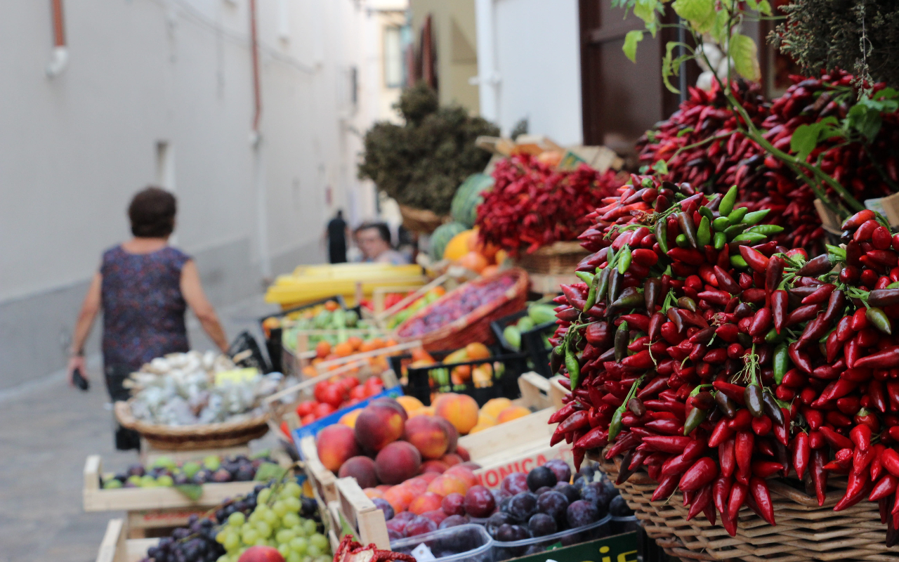 Top Place to Visit In Santa Fe, New Mexico-Farmers' Market of Santa Fe in New Mexico
