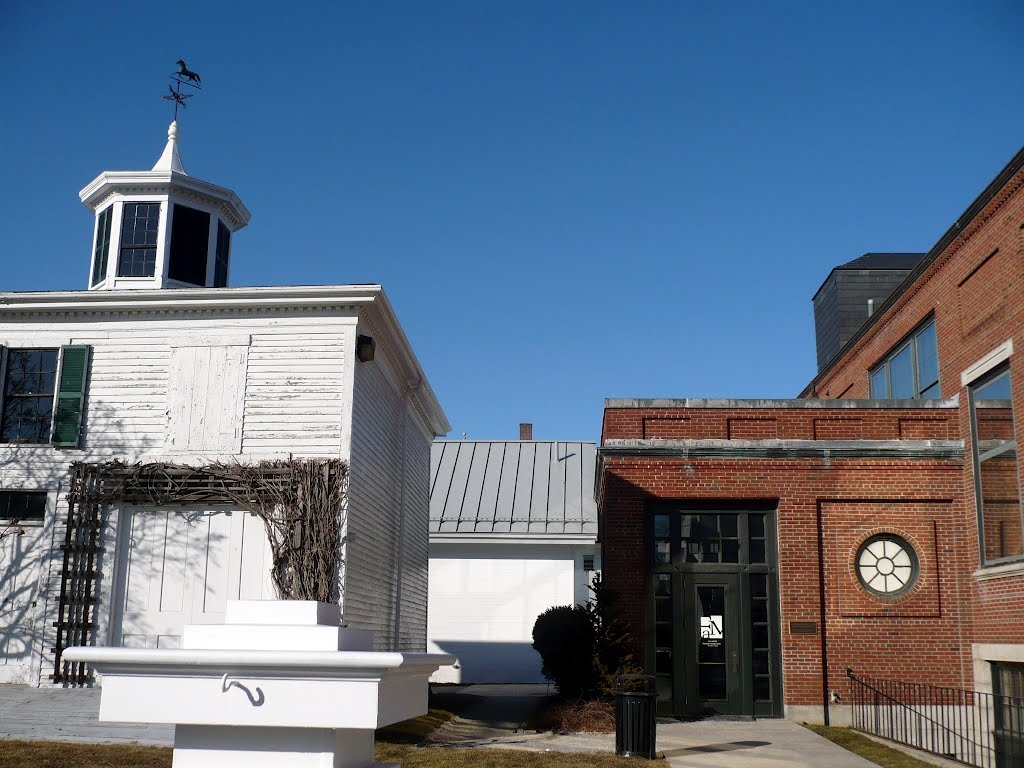 Must Visit Place In Maine-Farnsworth Art Museum