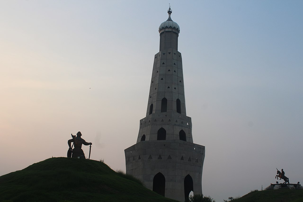 Best Place in Mohali-Bhakra-Fateh Burj