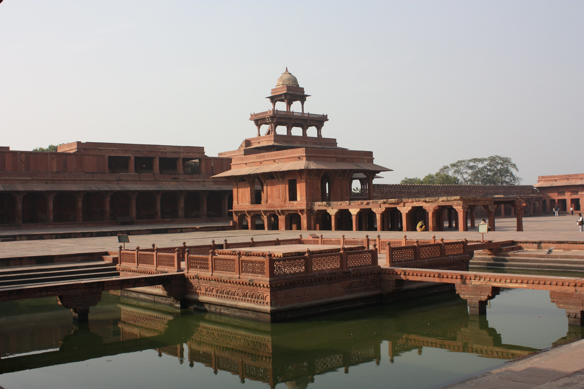 Best Place in Agra-Sikandra Fort-Fatehpur Sikri