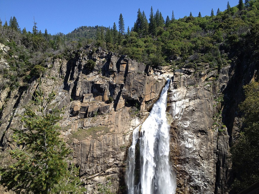 Waterfall In California-Feather Falls