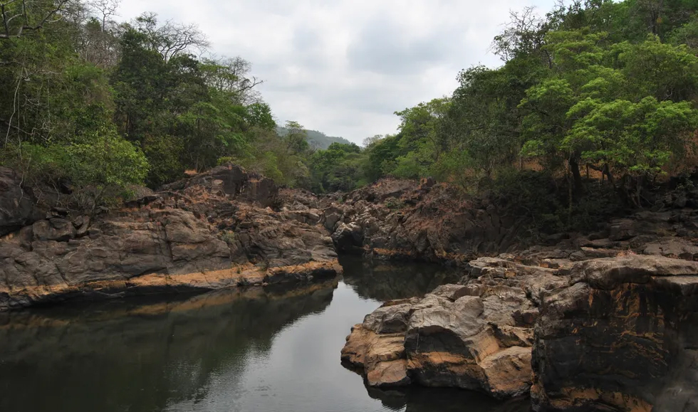 Feel the Eerie Vibes at Devil's Canyon - Don't Leave Goa Without Experiencing this Alternative Things