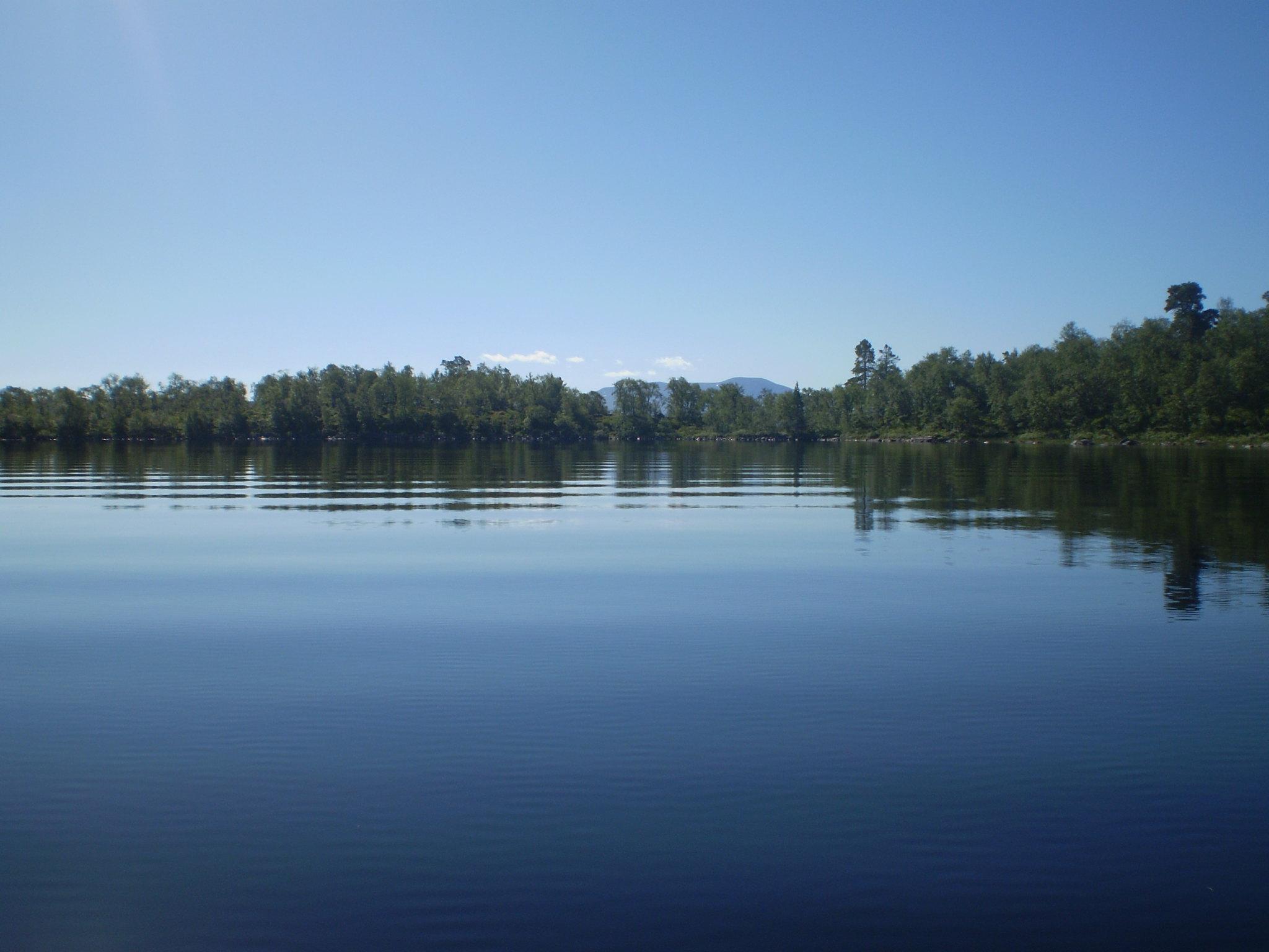 Best Lake of Norway-Femunden