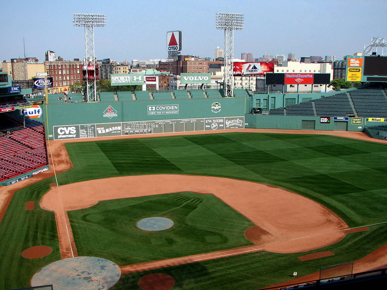 Amazing Place to See In Boston-Fenway Park
