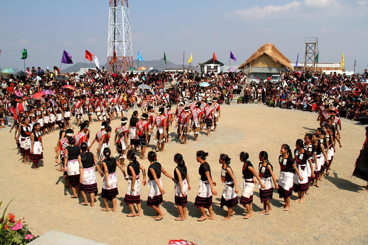 Famous Festival of Nagaland-Festival of Angami