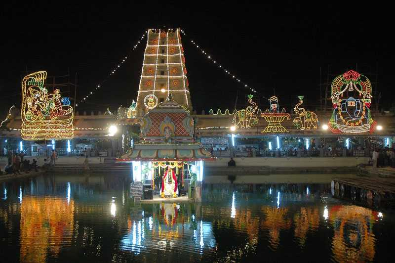 Amazing Attraction at Kanipakam Vinayaka Temple-Festivals and Celebrations