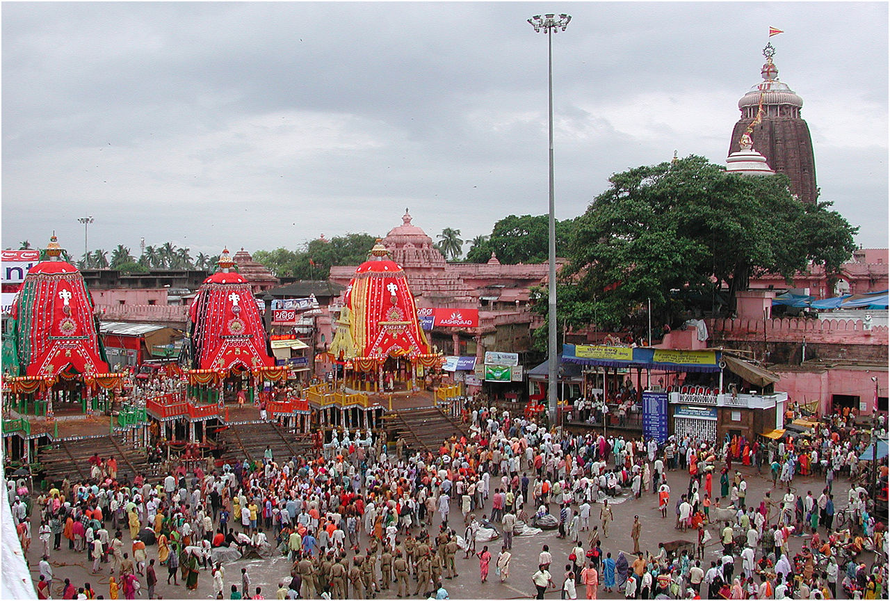 Important Festivals Celebrated By Ranchi Jagannath Temple