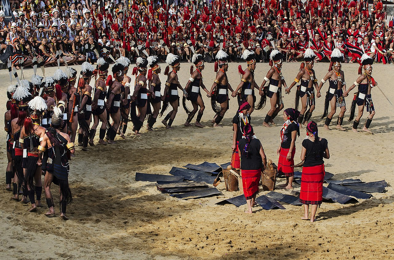 Best Festival of Nagaland-Festivals of Chang