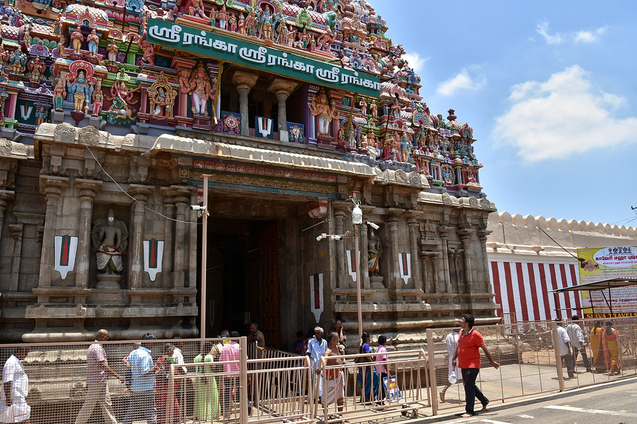 Best Attraction of Sri Ranganathaswamy Temple-Festivities and Celebrations