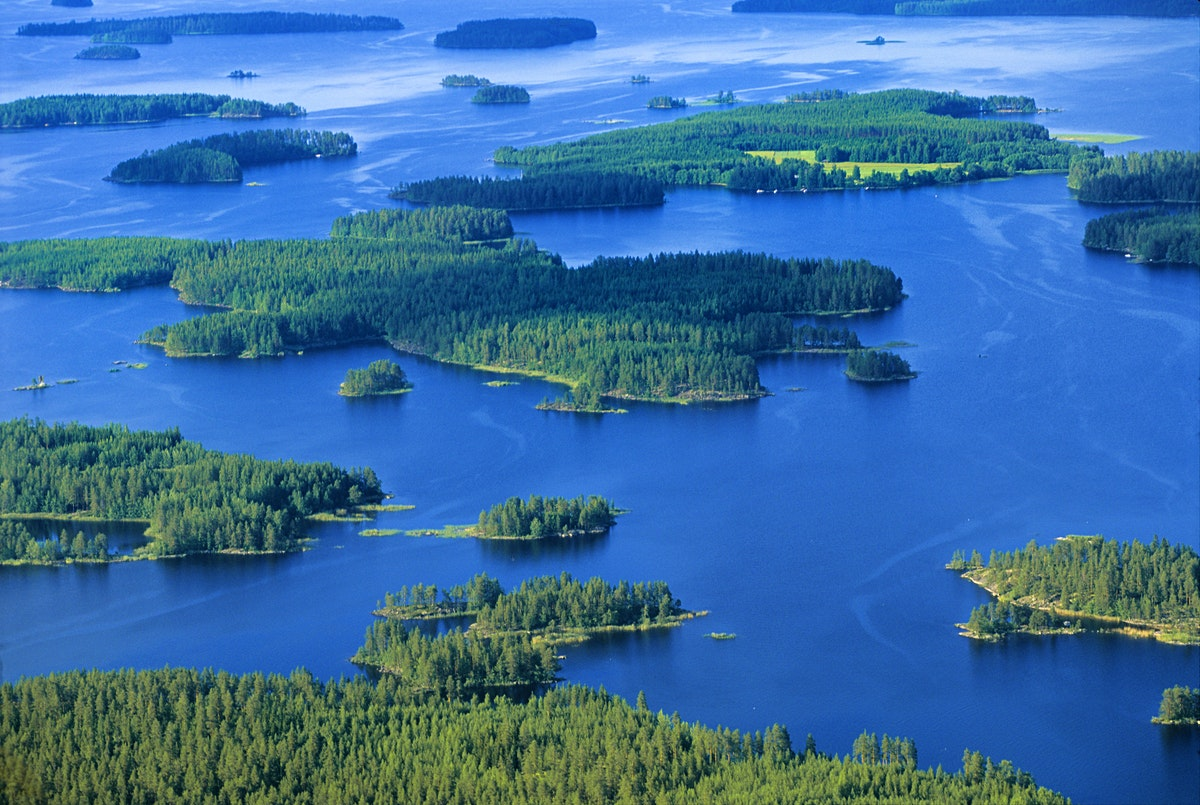 Finnish Lakeland - Best Places To Visit In Finland