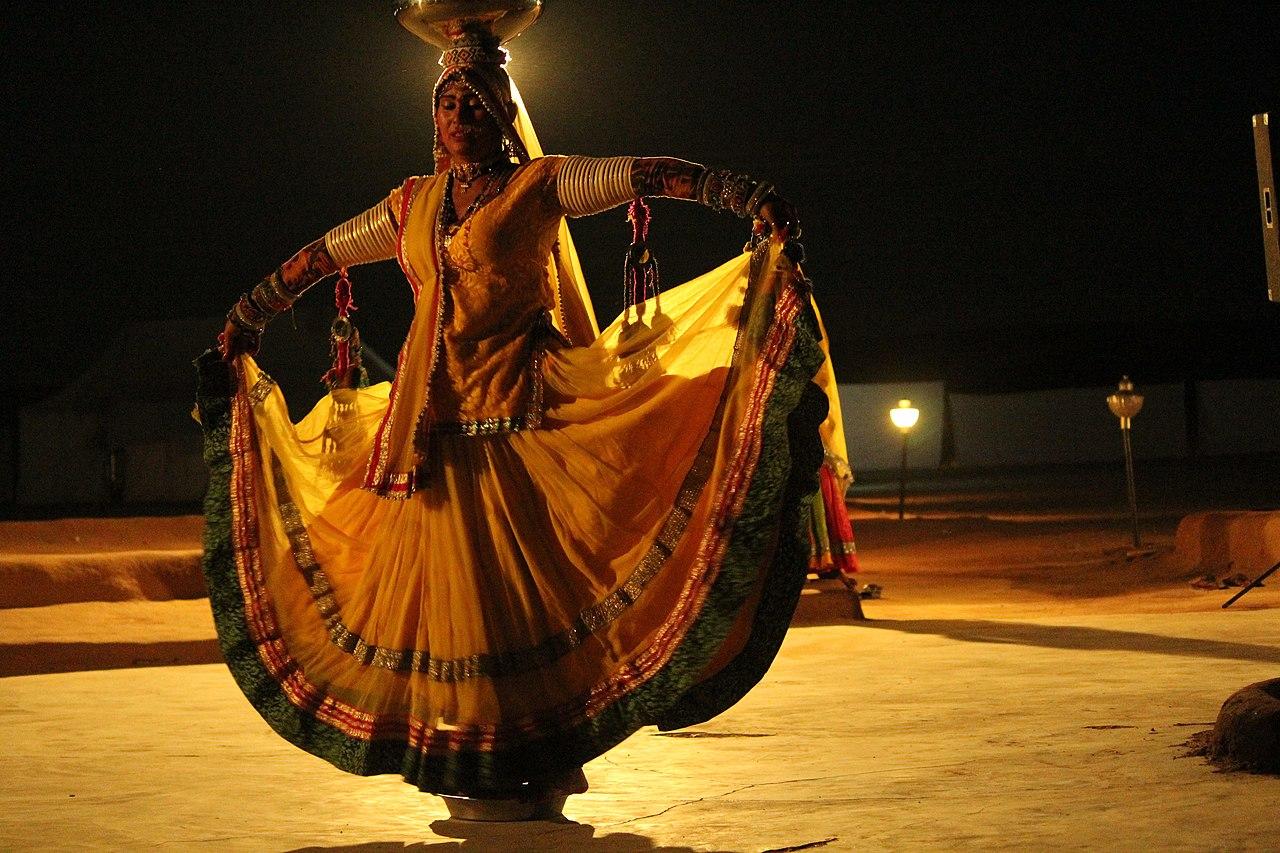 Best Folk Dance Of Rajasthan-Fire Folk Dance