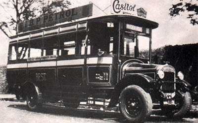 First Bus Service Most Visited Places in Mumbai