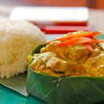 Fish Amok - Must-Try Street Foods in Cambodia