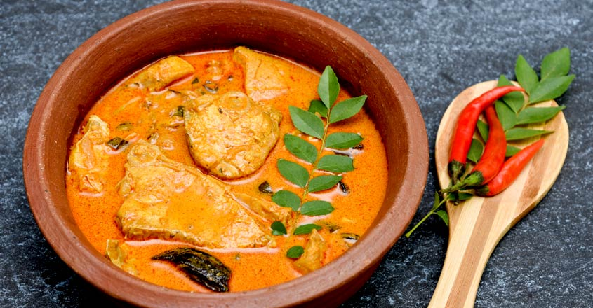 Fish Moilee - Best Street Foods Dishes of Wayanad