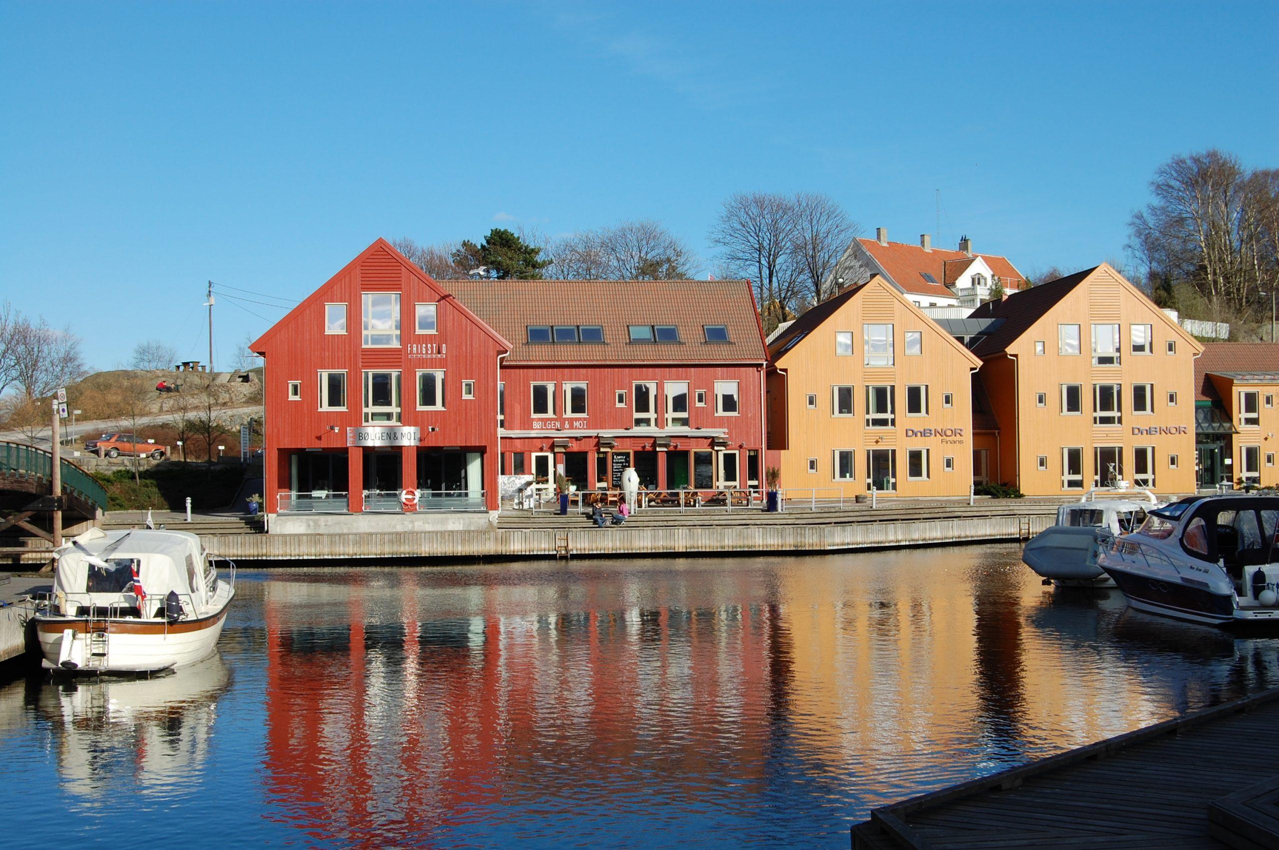 Fiskebrygga Quay - Amazing Place to Visit in Kristiansand, Norway