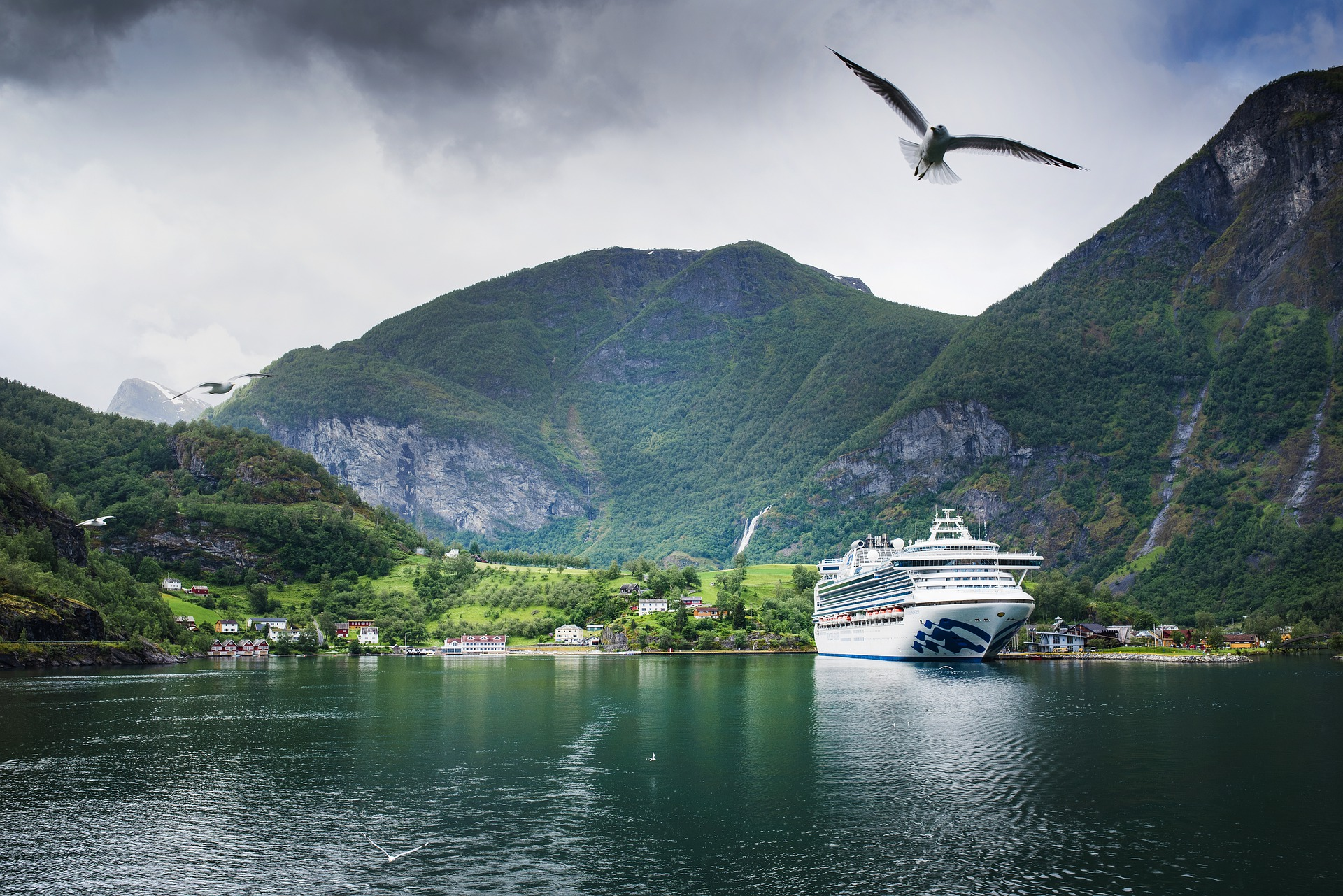 Fjord Cruise - Must Visit Place In Stavanger Region, Norway