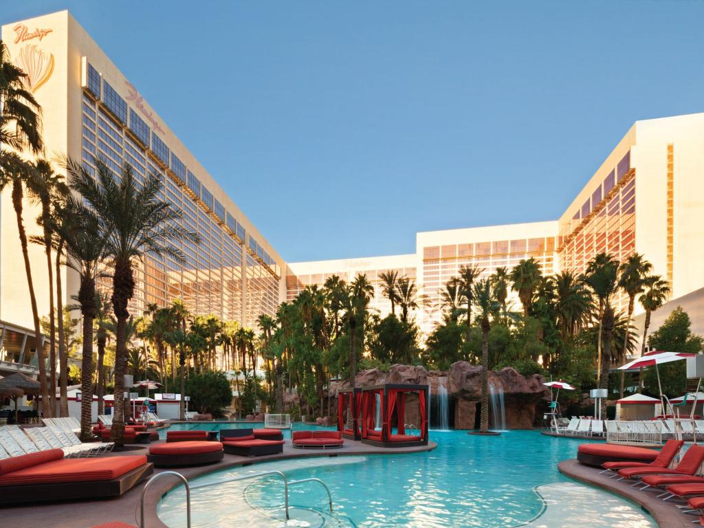 Flamingo - Budget Hotels to Stay in Las Vegas
