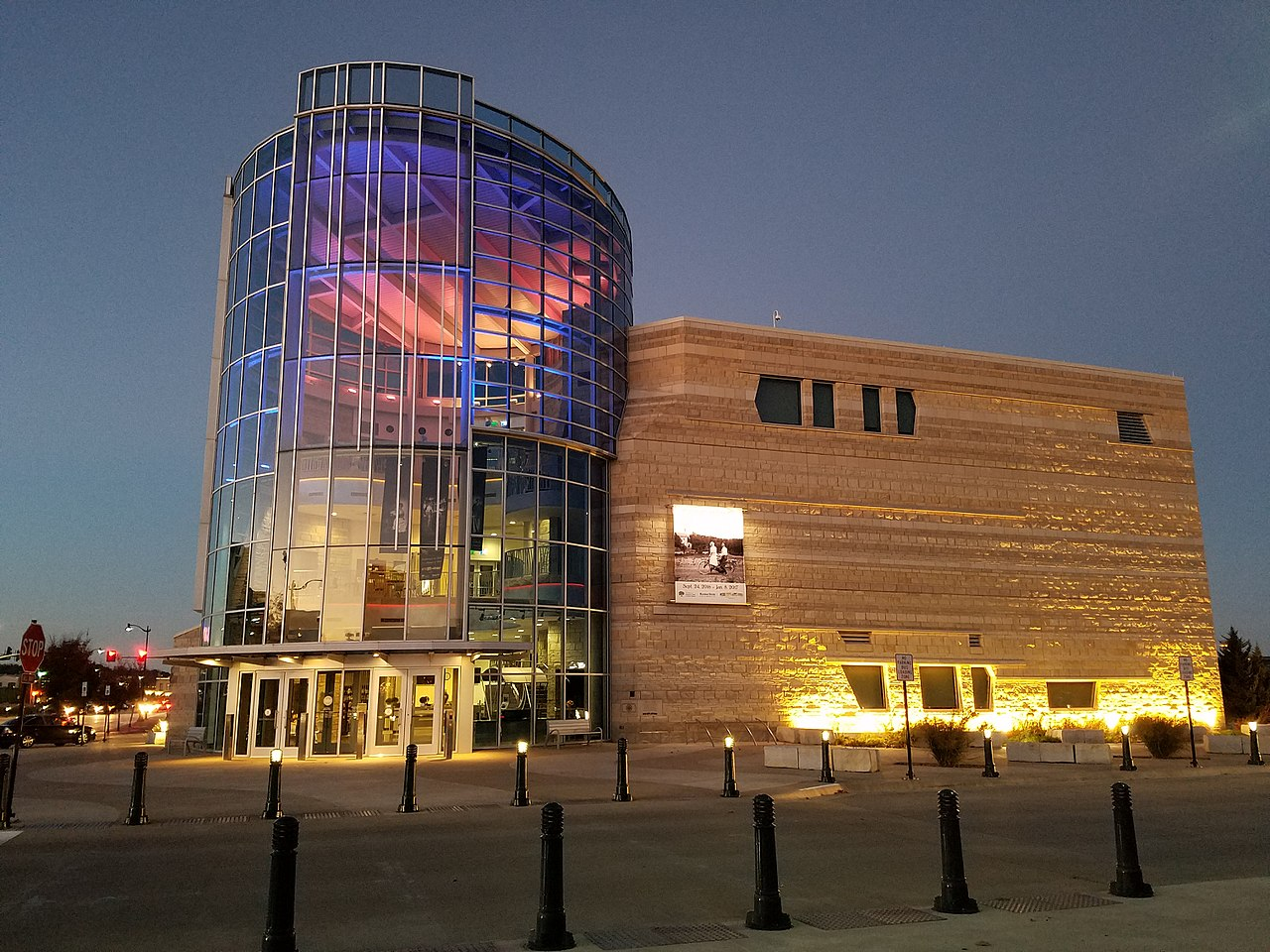 incredible Place To Visit In Kansas-Flint Hills Discovery Center