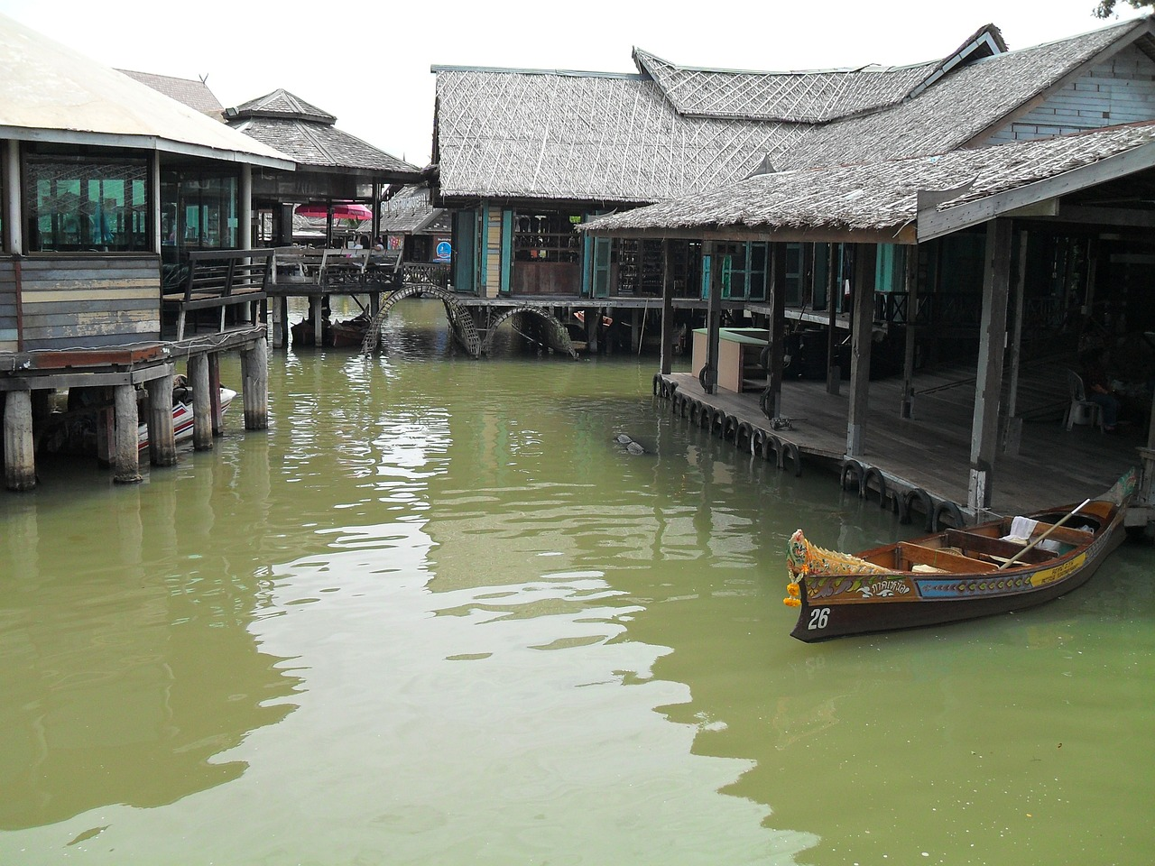 Insta-Worthy Place That You Should Visit in Pattaya-Floating Market