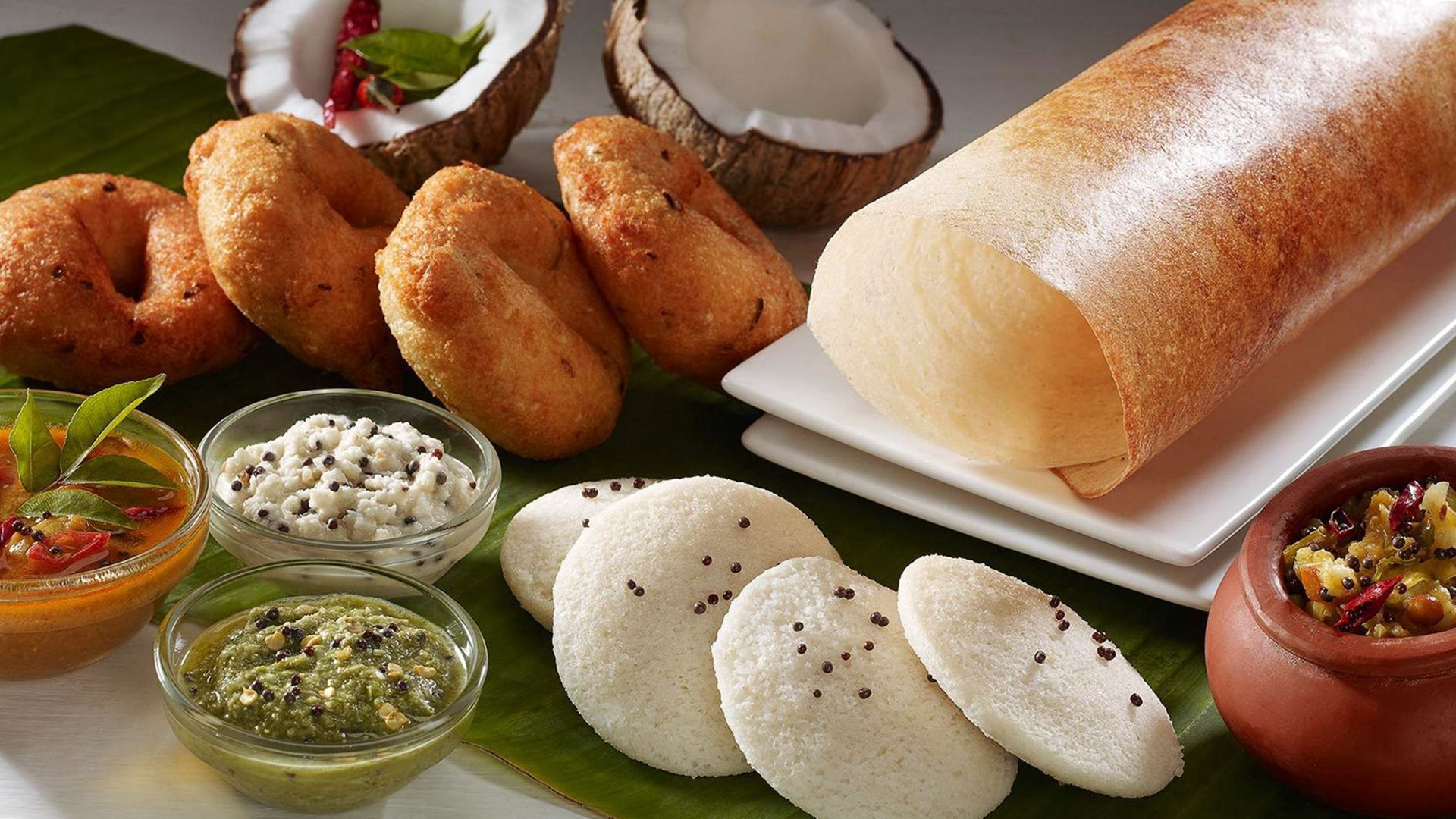 Food Palace - The Best Places To Eat Dosa Idlis And Vadas In Chikmagalu