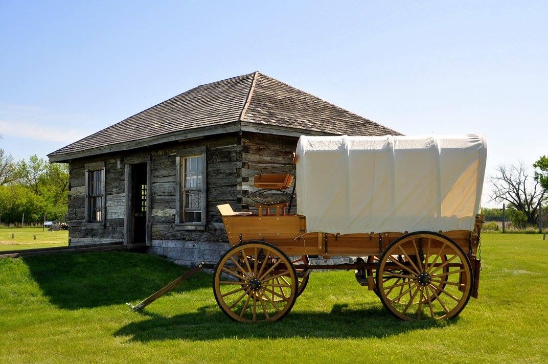 Fort Abercrombie State Historic Site - Historic Landmarks in North Dakota