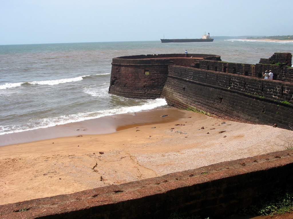 Fort Aguada - Amazing Places to Visit in North Goa