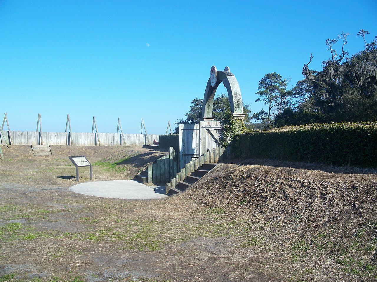 Top Destinations in Jacksonville-Fort Caroline National Memorial