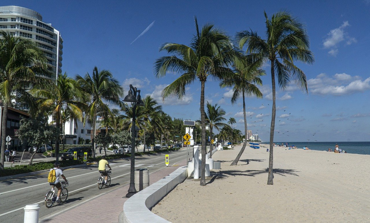 Fort Lauderdale Beach - Top-Rated Tourist Destination in Fort Lauderdale