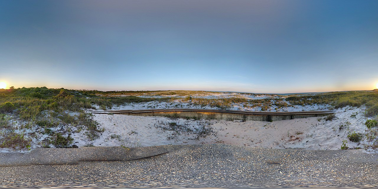Sight-Seeing Destination in Pensacola-Fort Pickens
