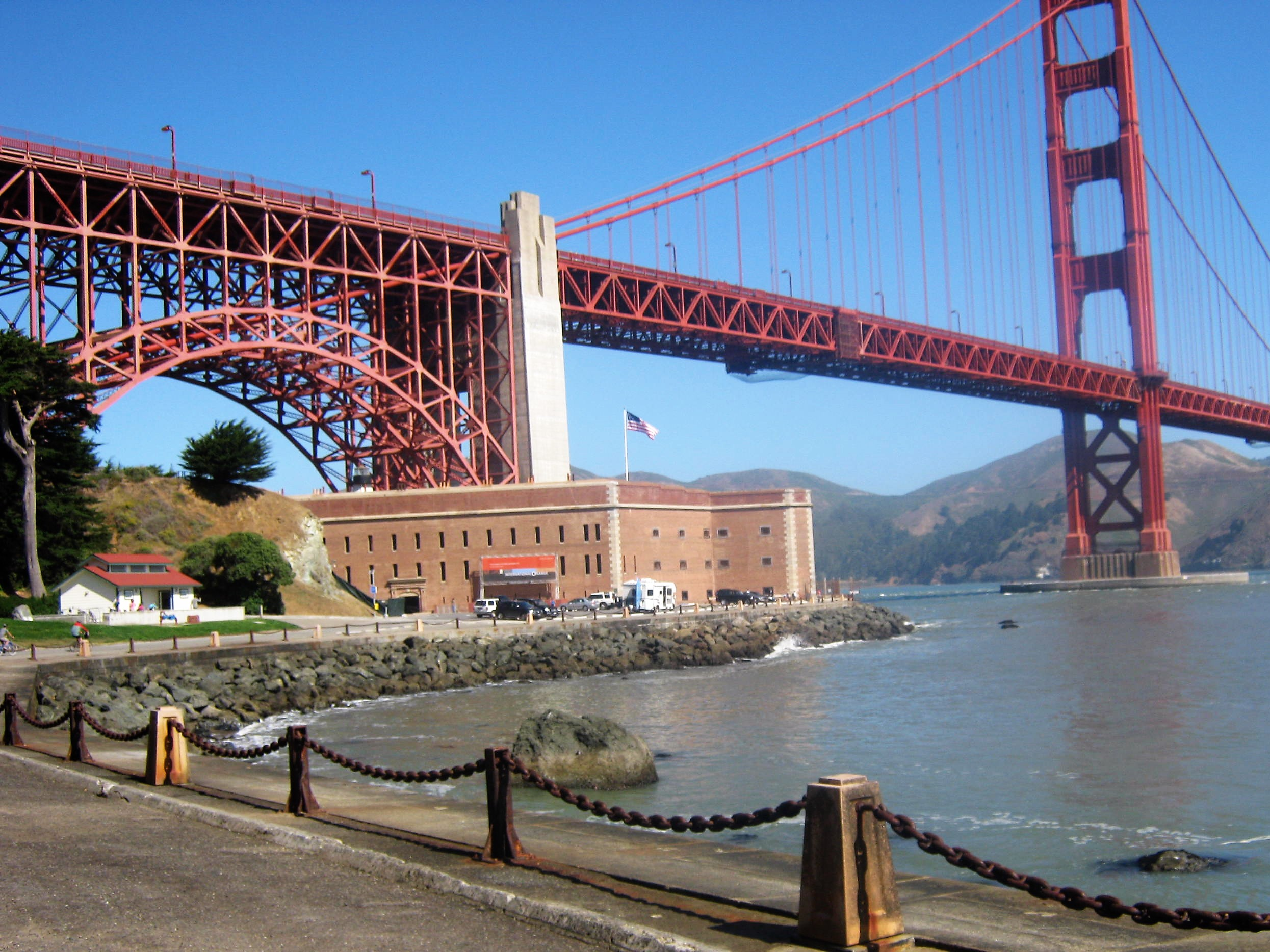 Fort Point - A Must-Visit Attraction of San Francisco